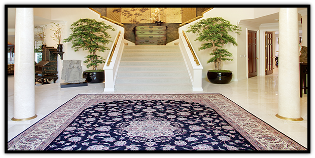 Area Rug Repair and Restoration NYC