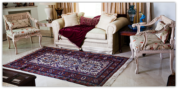 PureGreen Oriental Rug Cleaning