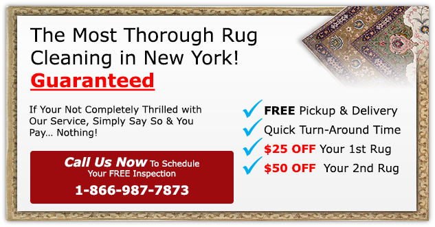 Area Rug Cleaning NYC | Organic Rug Cleaning | Oriental Rug Cleaning Service